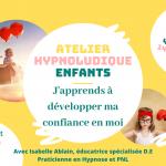 Atelier enfants développement personnel enfant Mallemort